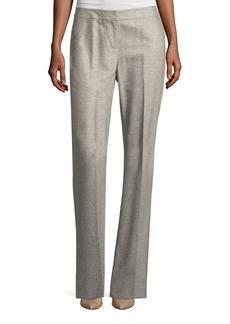 Lafayette 148 Barrow Straight-Leg Pants