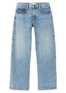 Lafayette 148 Bedford Wide-Leg Jeans