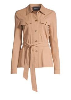 Lafayette 148 John Pima Cotton Jacket