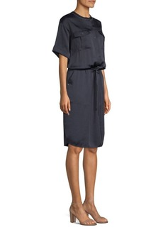 Lafayette 148 Benson Shirt Dress