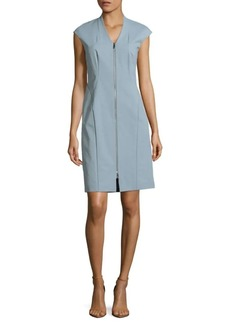 Lafayette 148 Bi-Stretch Imani Dress