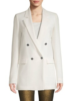 Lafayette 148 Britton Double Breasted Blazer