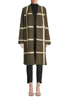 Lafayette 148 Carmindy Shearling Coat