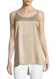 Lafayette 148 High-Low Tank Top