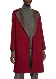 Lafayette 148 Channing Cashmere Coat