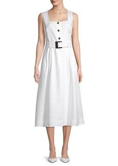 Lafayette 148 Chris Belted Dress