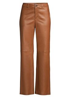Lafayette 148 Clark Leather Pants