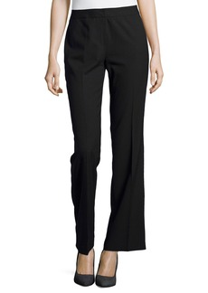 Lafayette 148 Classic Contemporary Stretch-Knit Pants