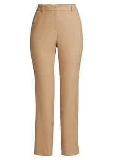Lafayette 148 Clinton Camel Hair Ankle Pants