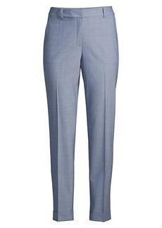 Lafayette 148 Clinton Cuffed Pants