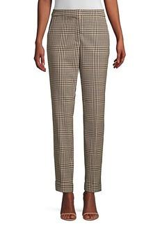Lafayette 148 Clinton Plaid Pants