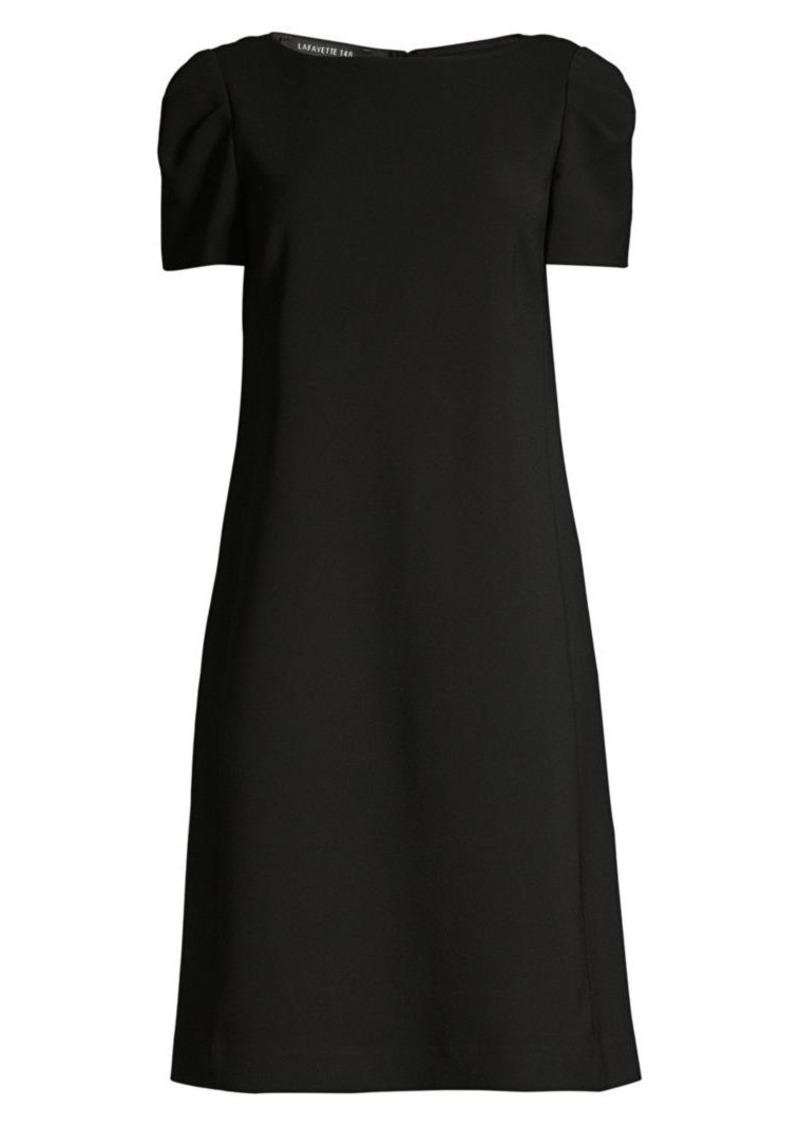 Lafayette 148 Cohen Short-Sleeve Dress
