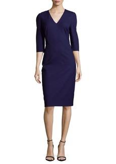 Lafayette 148 Delilah Knee-Length Dress