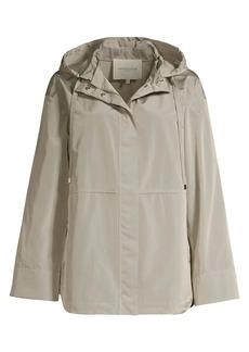 Lafayette 148 Detachable Hood Ansel Jacket