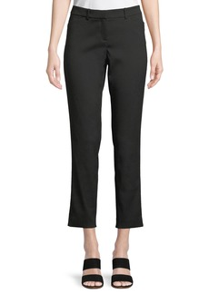 Lafayette 148 Downtown Jacquard Cropped Pants