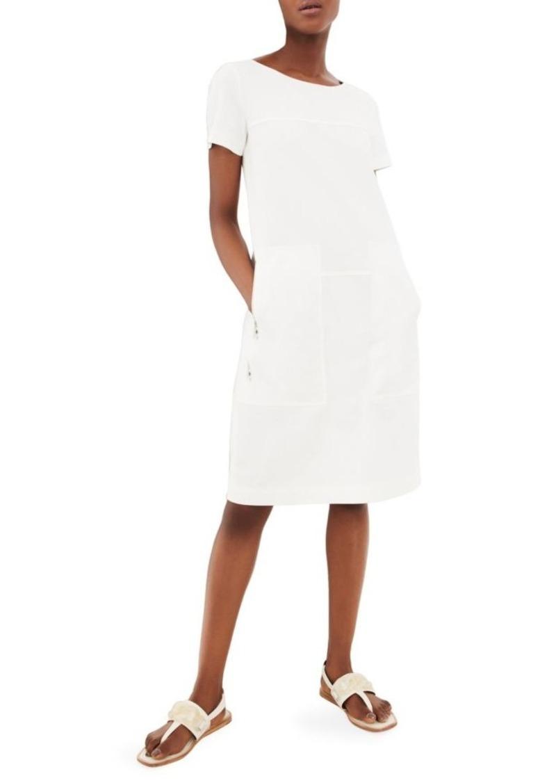 Lafayette 148 Farah Shift Dress