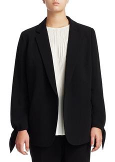 Finesse Crepe Bria Jacket