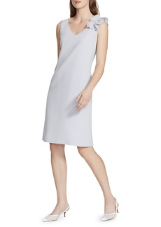 Lafayette 148 Finesse Crepe Laurie Dress