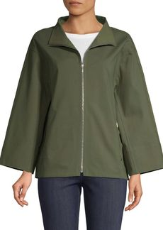 Lafayette 148 Ford Stand Collar Jacket