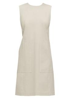 Lafayette 148 Fundamental Bi Stretch Jenella Shift Dress