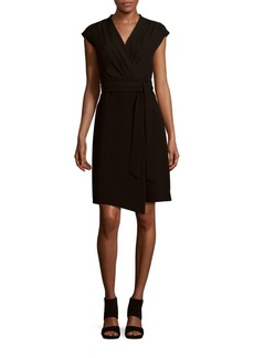 Lafayette 148 Grayson Silk-Blend Dress