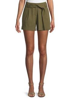 Lafayette 148 Greenpoint Bi-Stretch Pima City Shorts