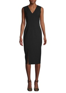 Lafayette 148 Havana Knee-Length Dress