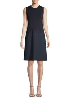 Lafayette 148 Haverly Knit Dress