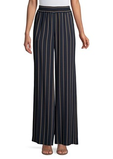 Lafayette 148 Hester Striped Pants