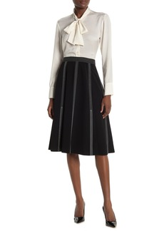 Lafayette 148 High Waisted Yari Skirt