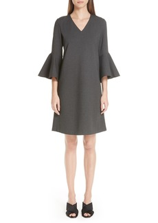 Lafayette 148 Holly Flare Cuff Dress (Nordstrom Exclusive)