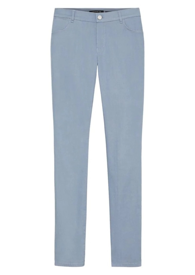 Lafayette 148 Italian Primo Skinny Jeans