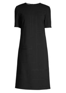 Lafayette 148 Jacintha Shift Dress
