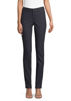 Lafayette 148 Jacquard Wooster Jeans