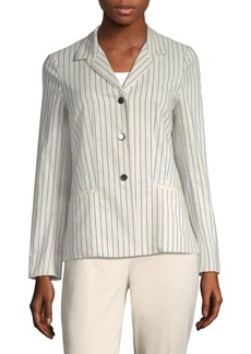 Jasmine Striped Jacket