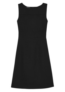 Lafayette 148 Jojo Wool Shift Dress