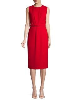Lafayette 148 Jude Belted Dress