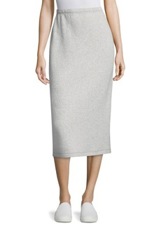 Lafayette 148 Juni Wool Midi Skirt