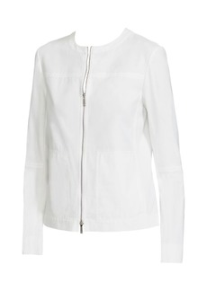 Lafayette 148 Juno Fundamental Bi-Stretch Jacket