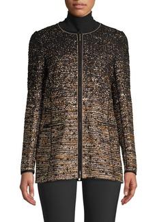 Lafayette 148 Karina Tweed Jacket