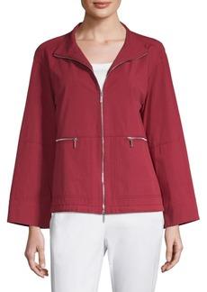 Lafayette 148 Kellen Cotton Jacket