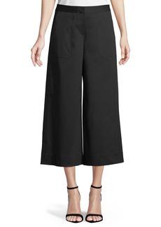 Kenmare Crop Wide-Leg Pants