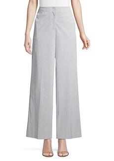 Lafayette 148 Kensington Urbania Stripe Pants