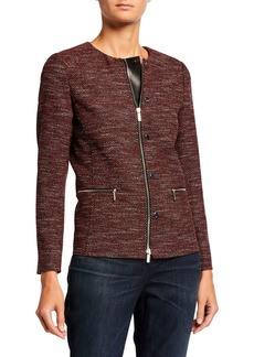 Lafayette 148 Kerrington Wool-Blend Jacket