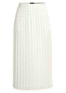 Lafayette 148 Kessler Pleated Skirt