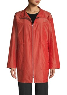 Lafayette 148 Kya Zip Jacket