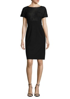 Lafayette 148 Lacey Top Dress