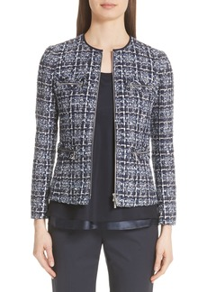 Lafayette 148 Lafayete 148 New York Emelyn Tweed Jacket (Nordstrom Exclusive)
