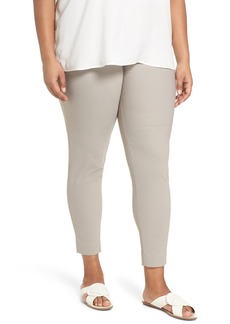 Lafayette 148 Murray Crop Pant (Plus Size)