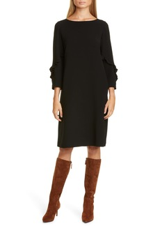 Lafayette 148 New York Abigail Finesse Crepe Dress
